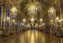 Places - Fantasy Settings - Palaces, Museums / Elegance, pomp, and granduer.
