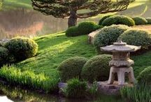 Places - Fantasy Settings - Gardens