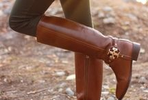 Riding boots / by Bailey Hannon