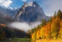 Garmisch-Partenkirchen / Garmisch-Partenkirchen, Bavaria, Germany. History, culture, location.