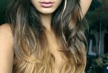 Luscious locks / Hair styles, cuts, and color / by Bailey Hannon