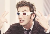Doctor Who / Doctor Who is the best show everrr!!... And if you don't think so then I'm judging you -_- / by Ashlynn Lee