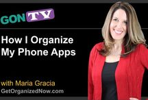 GON TV / by Get Organized Now!