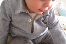 Gender Neutral Sewing Patterns - babies and kids / Jennifer will be sorry she asked ...