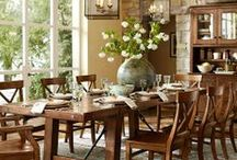 HOME: KITCHEN & DINING / by Rachael Renee