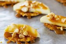 Genius Seasonal Recipes / Make your next seasonal party pop with a Pretzel Crisps recipe to remember.