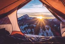 Backpacking/Hiking / I have this desire to explore / by Ashlynn Lee