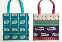 Tote bags / by Jenny Noisy