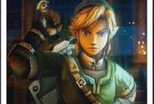 The legend of Link! (sorry Zelda) / Best games I ever grew up playing! Forever childhood crush on Link<3 / by Ashlynn Lee