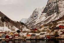 Norway / <3 / by Jenny Noisy