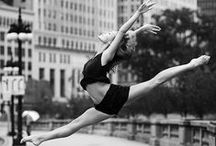 BALLET / Fun with ballet.  Pretty pictures, stretches, technique, tips and tricks.