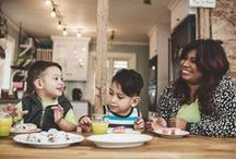 At The Table: Family Meal Ideas / Join Boys Town & ConAgra Foods At The Table on Tuesday, March 24! / by ConAgra Foods