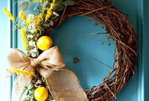 Genius DIYs: Spring / Find DIY, decor and activities inspiration for the warm spring months!