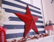 Genius DIYs: Fourth of July / Find recipe and decor inspiration sure to make your summer holidays a hit!