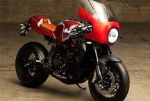 MV Agusta Cafe Racers / MV Agusta Cafe Racers by the best custom motorcycle workshops and backyard builders around the world. / by Return of the Cafe Racers