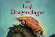 Book Covers - Middle Grade