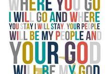 INSPIRATIONAL - Scripture