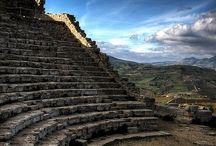 Romeinen bouwkunst amfitheater