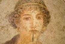 Romeinen schilderkunst pompeii