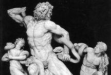 Grieken Beeldhouwkunst Hellenistisch