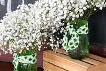 Genius DIYs: St. Patrick's Day / With some DIY and decor inspiration from Pretzel Crisps, luck of the Irish isn't even needed!
