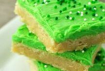 Genius Celebrations: St. Patrick's Day / We're feeling lucky with these St. Patty's Day inspired recipes!