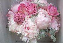 pink wedding / by The Posy Barn