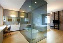 Arquitectura, interiorismo y baño | Architecture, interior design and bathroom / Proyectos de arquitectura e interiorismo de colaboradores de Tono Bagno Barcelona que nos inspiran | Proyectos de diseño interior de baños y arquitectura del mundo.