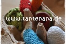 Alles rund um Kaufladen & Puppenstube handmade by Tante Nana / ♥ ♥ Liebevoll von Hand gefertigte Accessoires für den Kaufladen & die Puppenstube ... handmade by www.tantenana.de (ehemals www.derkleinebaer.de) ♥ ♥