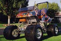 Golf Carts / by Alan Taylor