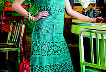 CROCHET # 4  ( Dress ,... / by Natela G