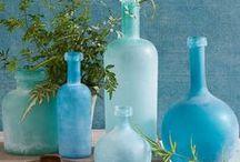 crazy about bottles / #bottles #decorativebottles
