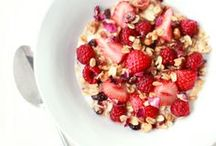 Breakfast | Healthy Start / All happiness depends on a leisurely breakfast