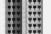 TOWERs / Dynamic multiple-storey architecture / by Tony Whitehead