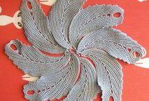 IRISH end BRUGES lace elements / by Natela G