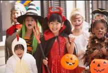 Halloween Fun for Kids & Families / Costumes, crafts, activities & more!