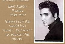 The One and Only Elvis Presley / The King of music.Died way before his time! / by Donna Artioli