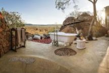 Baños exóticos | Exotic bathrooms / Selección de baños exóticos | Diseño de baños alternativos | Interiorismo para baños diferentes