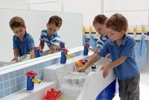 Baños para niños | Kids bathroom / Una amplia selección diseños, complementos y accesorios para los cuartos de baño de niños.