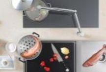 Cocinas | Kitchen / Selección de cocinas | mobiliario, fregaderos, griferia y accesorios para cocinas