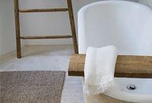 Baños rústicos | Rustic bathrooms / Selección de Baños Rusticos