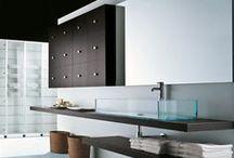 Lavabos de cristal | Glass washbasins / Selección de lavabos de cristal | Diseños de lavabos de cristal para cuartos de baño modernos | Marcas de lavabos de cristal