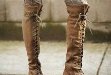 Boots & bracers