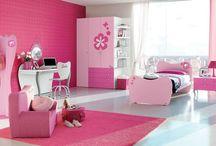 Dormitorios para nenas