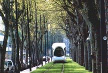 Urban Landscape Design / Landscape design, Urban design, Public spaces, pavements, greenery, pedestrian streets, street furniture, parks, urban lighting