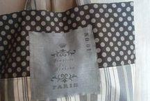 bags&totes / #handmadebags #dıybags