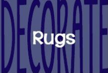 Decorate // Rugs to Rave About / by AmeriClean