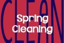 Clean // Spring Cleaning / by AmeriClean