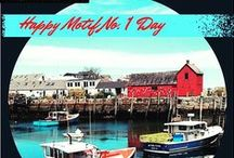 Motif No.1 Day Rockport 2015 / Celebrating 65 years of this iconic building and community!