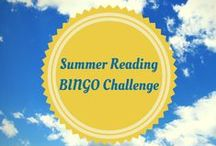 2015 Summer Reading Bingo Challenge / Going to do a lot of fun reading this summer? Participate in our summer reading program to expand your reading horizons and win sweet prizes! For more information visit: z.umn.edu/summerread15